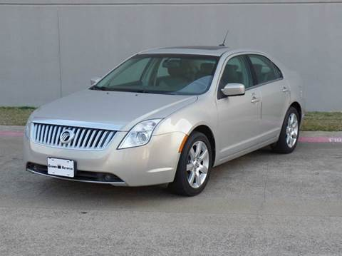 2010 Mercury Milan for sale in Arlington, TX