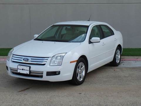2007 Ford Fusion for sale in Arlington, TX