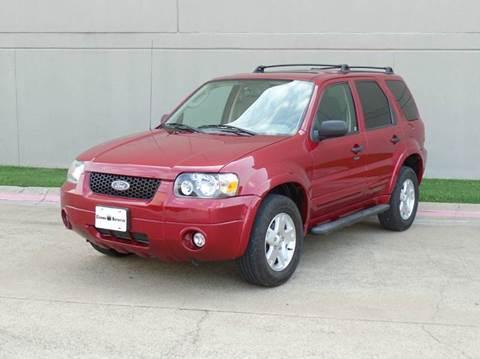 2007 Ford Escape for sale in Arlington, TX