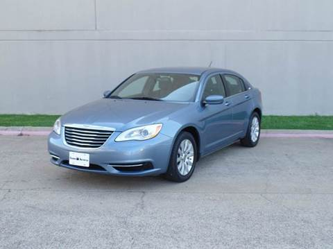 2011 Chrysler 200 for sale in Arlington, TX