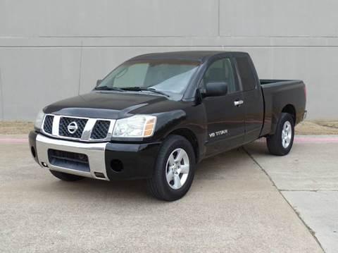 2006 Nissan Titan for sale in Arlington, TX
