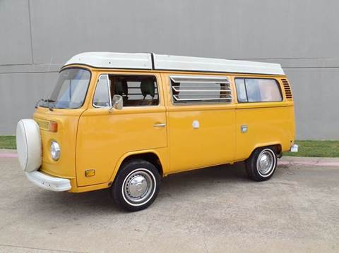 1976 Volkswagen Bus for sale in Arlington, TX