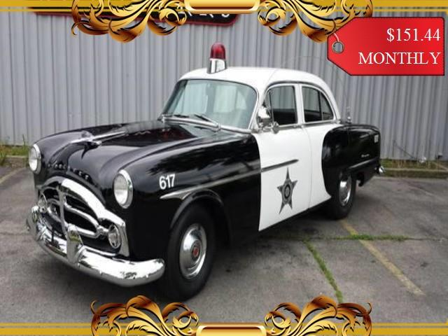 1951 Packard Sedan for sale in Headquarters in Plano TX