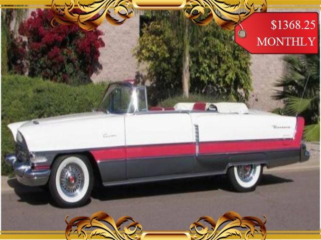 1956 Packard Caribbean for sale in Headquarters in Plano TX