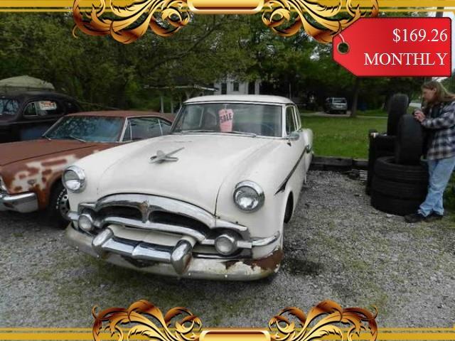 1953 Packard Sedan for sale in Headquarters in Plano TX