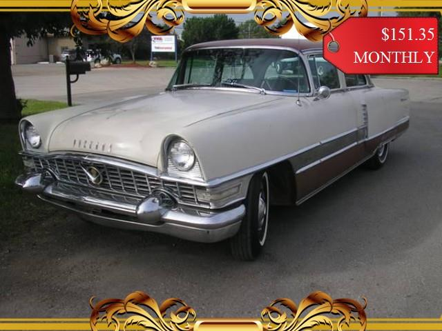 1955 Packard Patrician for sale in Headquarters in Plano TX