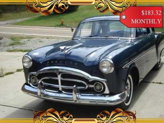 1951 Packard 2 Door for sale in Headquarters in Plano TX