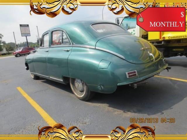 1948 Packard 4 Door Sedan for sale in Headquarters in Plano TX