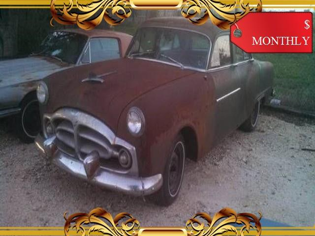 1952 Packard 200 for sale in Headquarters in Plano TX