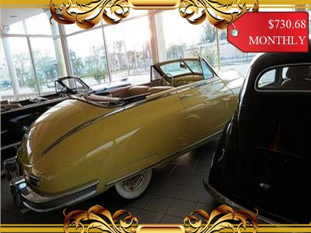 1948 Packard 227 for sale in Headquarters in Plano TX