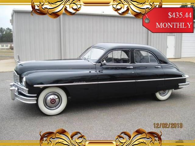 1950 Packard Sedan for sale in Headquarters in Plano TX