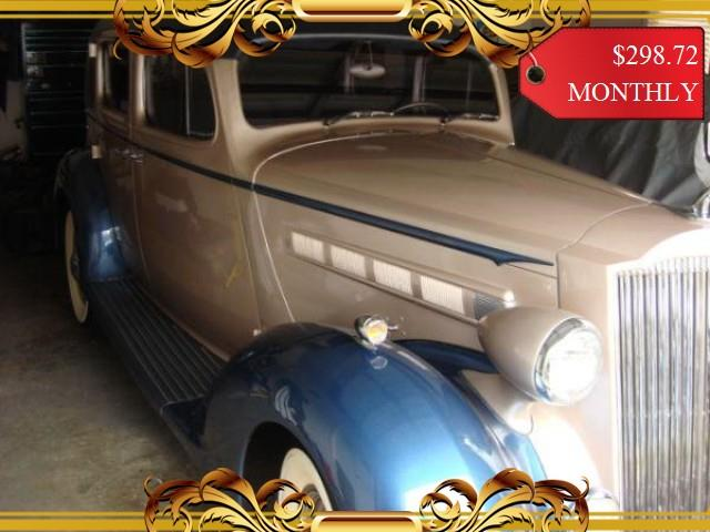 1937 Packard 115 for sale in Headquarters in Plano TX