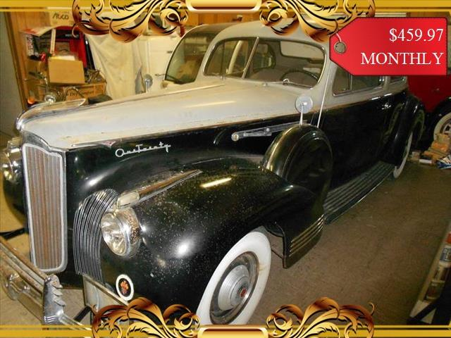 1941 Packard Club Coupe for sale in Headquarters in Plano TX