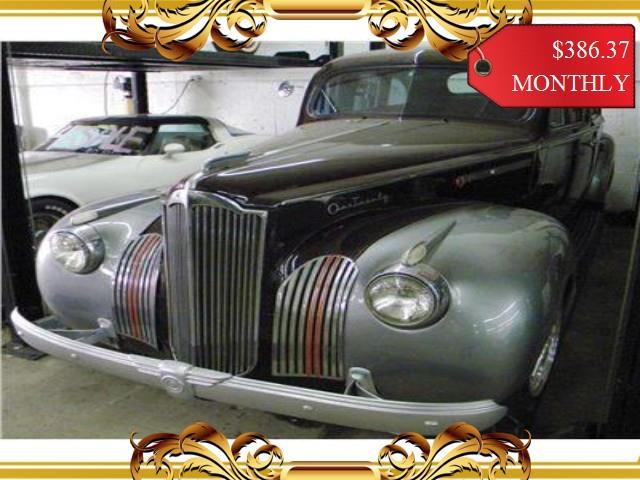 1941 Packard One Twenty for sale in Headquarters in Plano TX