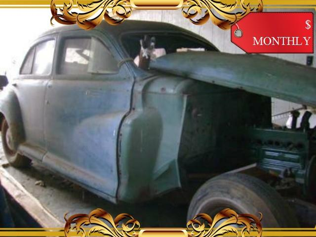 1942 Packard 110 for sale in Headquarters in Plano TX