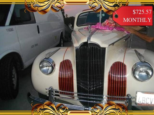 1941 Packard 110 for sale in Headquarters in Plano TX