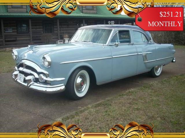 1954 Packard Patrician for sale in Headquarters in Plano TX
