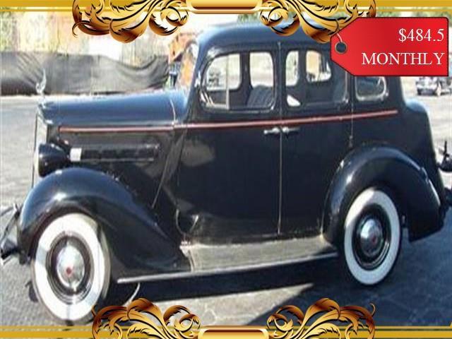 1937 Packard 4 Door Sedan for sale in Headquarters in Plano TX