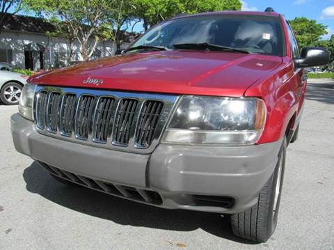 2002 Jeep Grand Cherokee for sale in Margate, FL