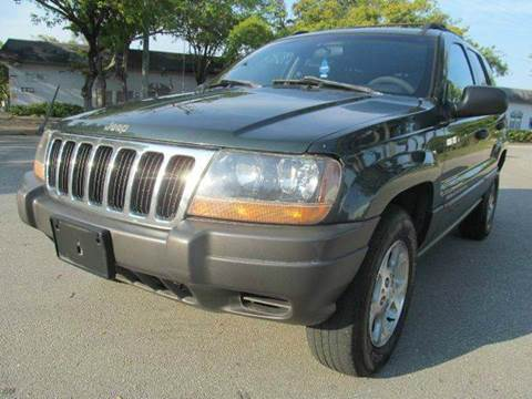 2001 Jeep Grand Cherokee for sale in Margate, FL