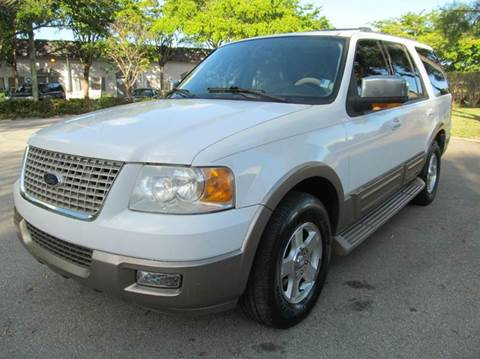 2004 Ford Expedition for sale in Margate, FL