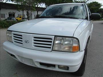1999 Oldsmobile Bravada for sale in Margate, FL