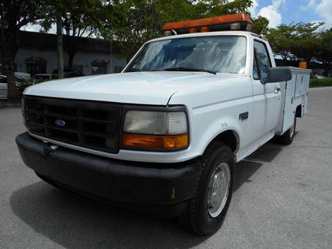1994 Ford F-250 for sale in Margate, FL