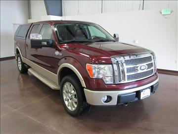 Used Ford Trucks For Sale Longmont Co