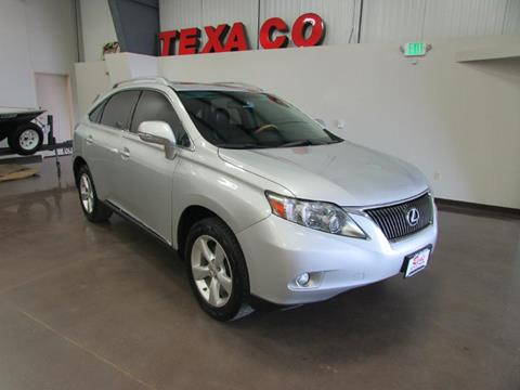 2010 Lexus RX 350 for sale in Longmont, CO