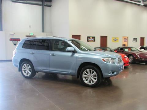 2010 Toyota Highlander Hybrid for sale in Longmont, CO