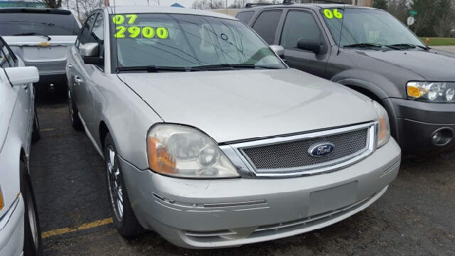 ford five hundred service manual download
