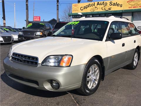 2002 Subaru Outback for sale in Lansing, MI