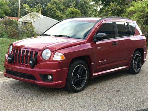 2009 Jeep Compass for sale in Lansing, MI