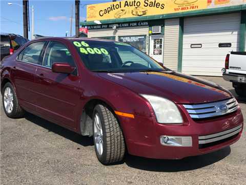 2006 Ford Fusion for sale in Lansing, MI