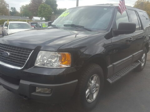 2003 Ford Expedition for sale in Lansing, MI