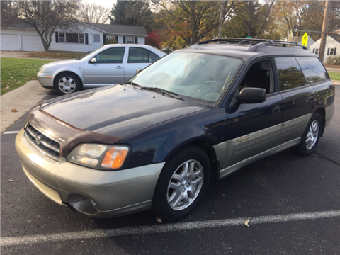 2002 Subaru Outback for sale in Lansing, MI