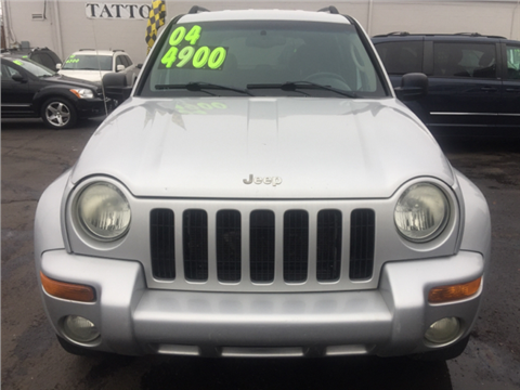 2004 Jeep Liberty for sale in Lansing, MI
