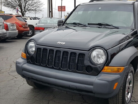 2006 Jeep Liberty for sale in Lansing, MI
