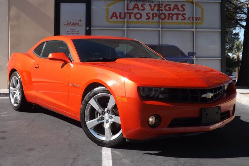 2011 Chevrolet Camaro For Sale In Las Vegas Nv