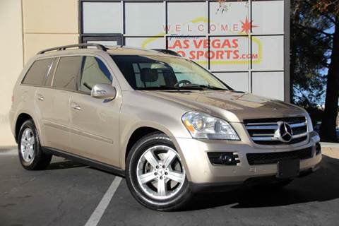 Used mercedes benz gl class for sale las vegas nv for Mercedes benz for sale las vegas