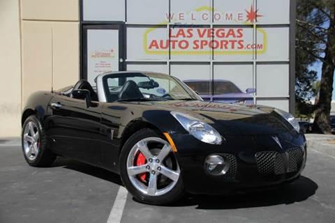 2008 Pontiac Solstice for sale in Las Vegas, NV