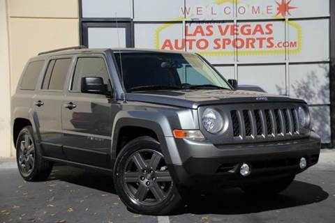 2012 Jeep Patriot for sale in Las Vegas, NV