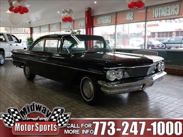 1960 Pontiac Catalina for sale in Chicago, IL