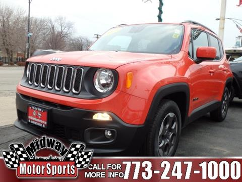 2015 Jeep Renegade for sale in Chicago, IL