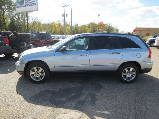 2004 CHRYSLER PACIFICA BASE AWD 4DR WAGON blue low miles very dependable runs and drives real go