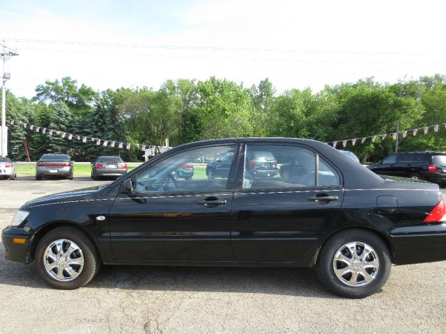 2003 MITSUBISHI LANCER ES 4DR SEDAN black mitsubishi lancer want reliable want dependable want
