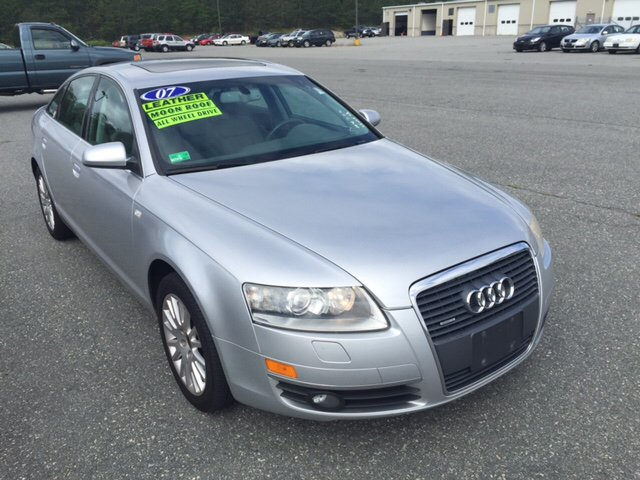 2007 audi a6 3 2 quattro awd 4dr sedan in cranston ri volare motors. Black Bedroom Furniture Sets. Home Design Ideas