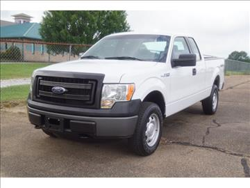 2014 Ford F-150 for sale in Meridian, MS