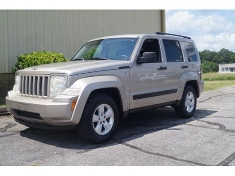 2011 Jeep Liberty for sale in Meridian, MS