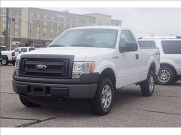 2013 Ford F-150 for sale in Meridian, MS